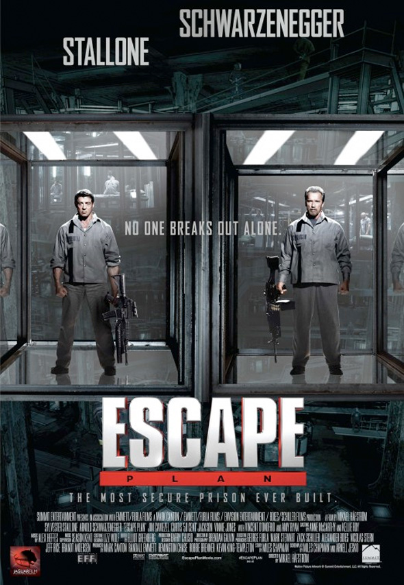 escape plan paster 2