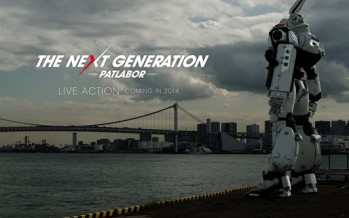 Un nuevo teaser para Patlabor: The Next Generation