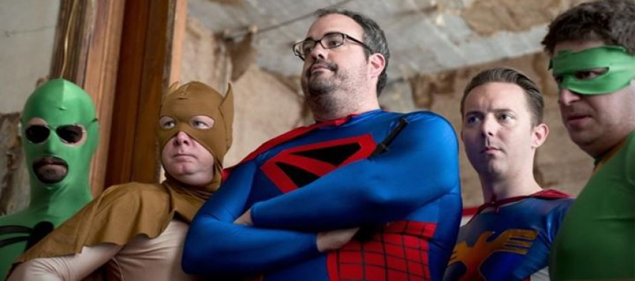 Tráiler de la comedia de superheroes The Impersonators