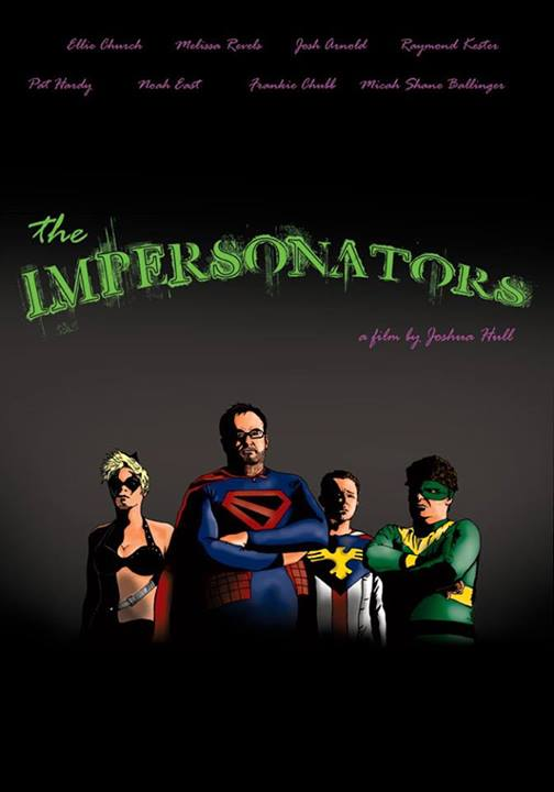 the impersonators poster