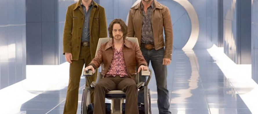 Primera imagen oficial de X-Men: Days of Future Past