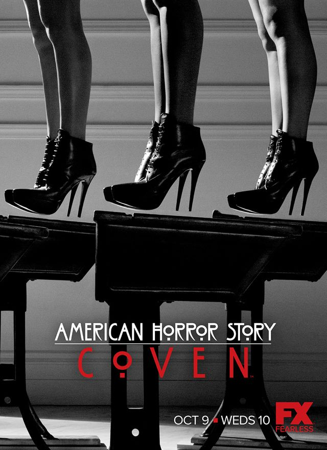 american horror story coven poster 2