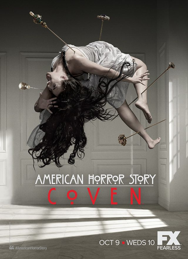 american horror story coven poster 3