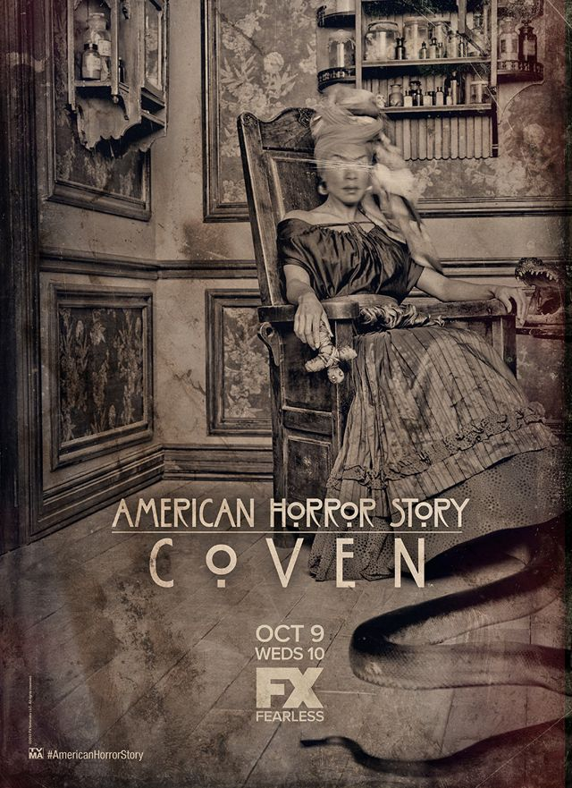 american horror story coven poster 4