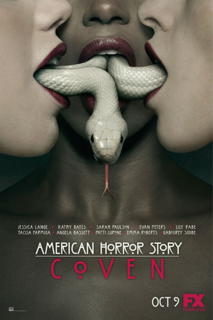 american horror story coven poster serpiente