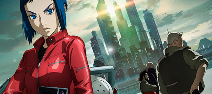 Primer teaser de Ghost In The Shell Arise: Border 2, Ghost Whispers