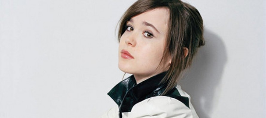 Ellen Page en la adaptación de Queen & Country