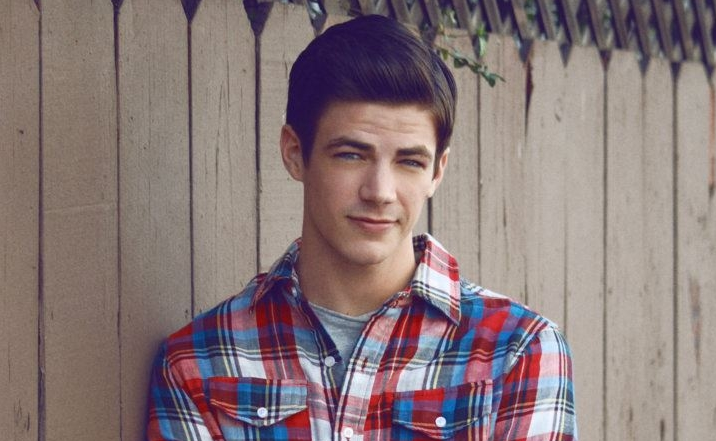 grant gustin arrow