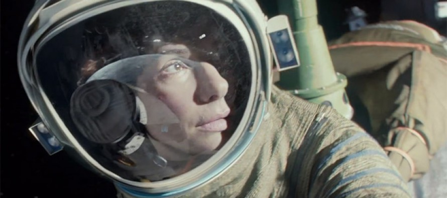 Tráiler final de Gravity