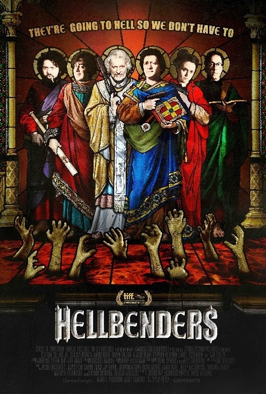 hellbendres poster