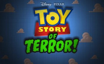 Teasers para Toy Story of Terror