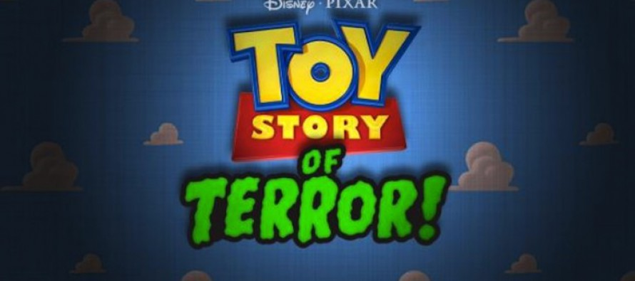 Poster para Toy Story of Terror