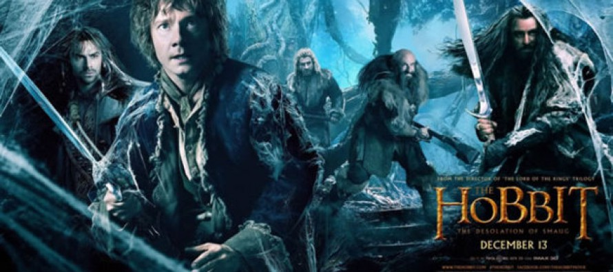 Nuevo tráiler de The Hobbit: The Desolation of Smaug