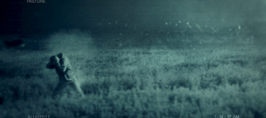 Tráiler del found footage Skinwalker Ranch