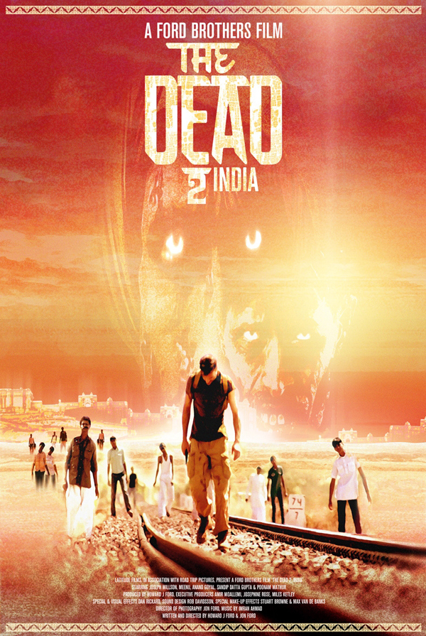 the dead 2 poster