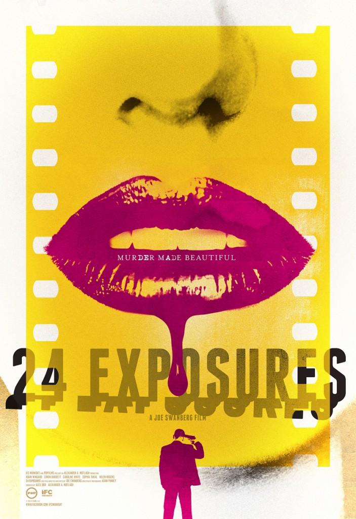 24 exposures new poster