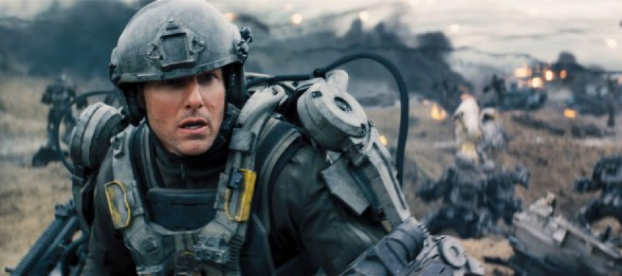 Tráiler de Edge of Tomorrow