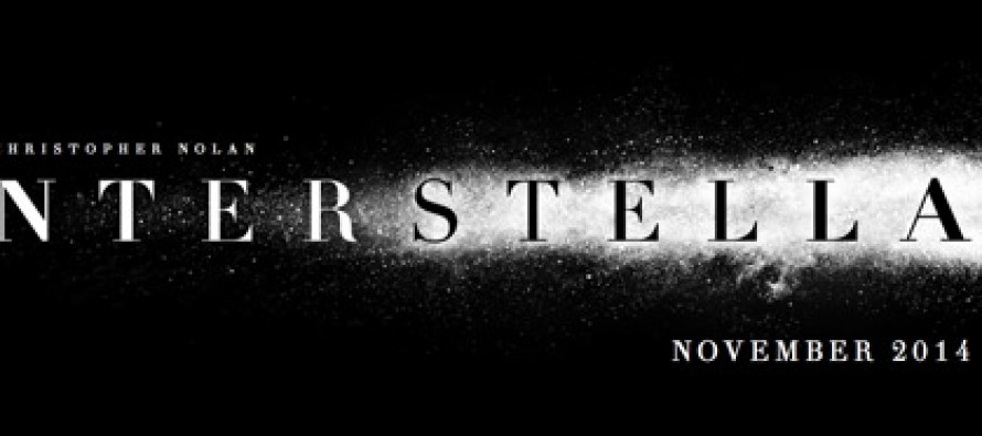 Teaser de Interstellar de Nolan