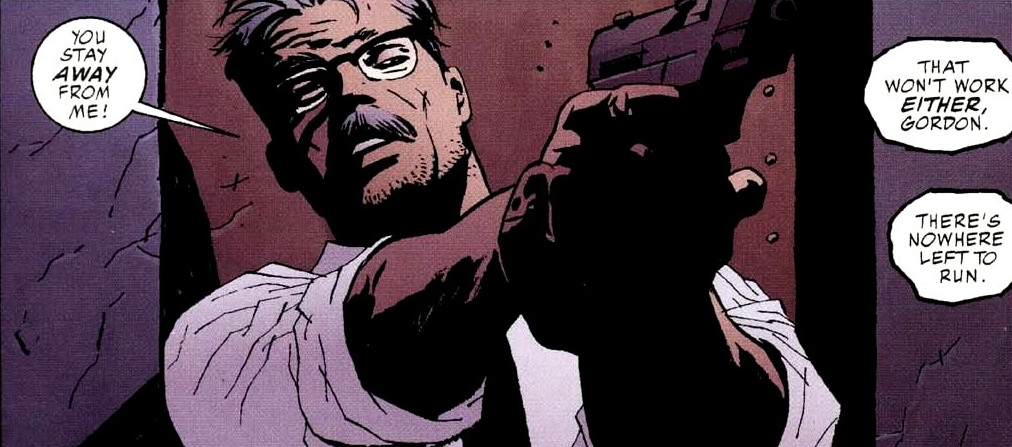 james gordon comic