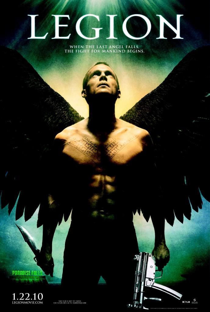 legion poster