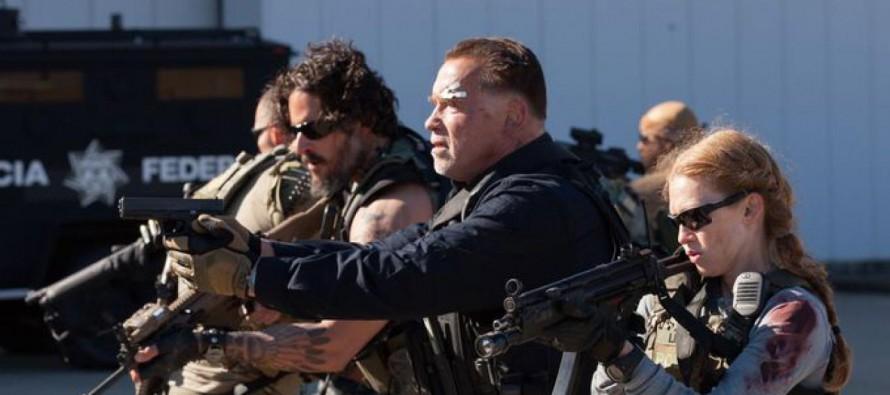 Nuevo tráiler y poster de Sabotage con Schwarzenegger
