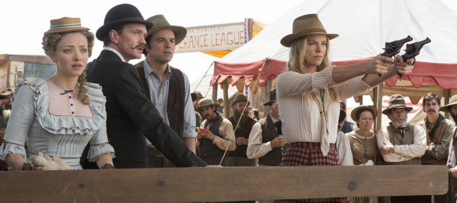 Red band tráiler de A Million Ways to Die in the West