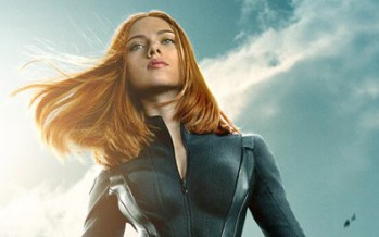 Posters de personajes de Captain America: The Winter Soldier