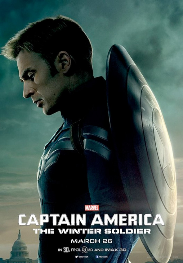 captain america poster 4