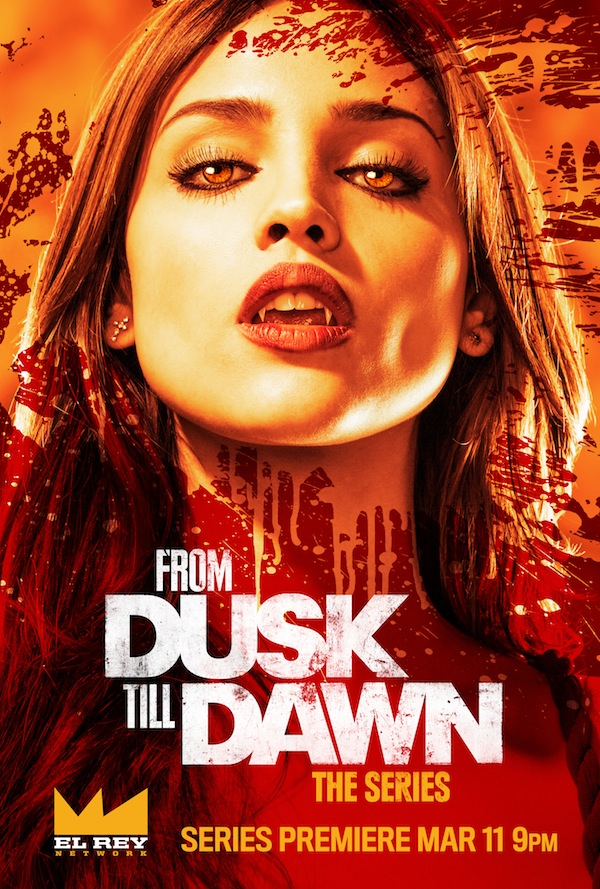from dusk till dawn series poster