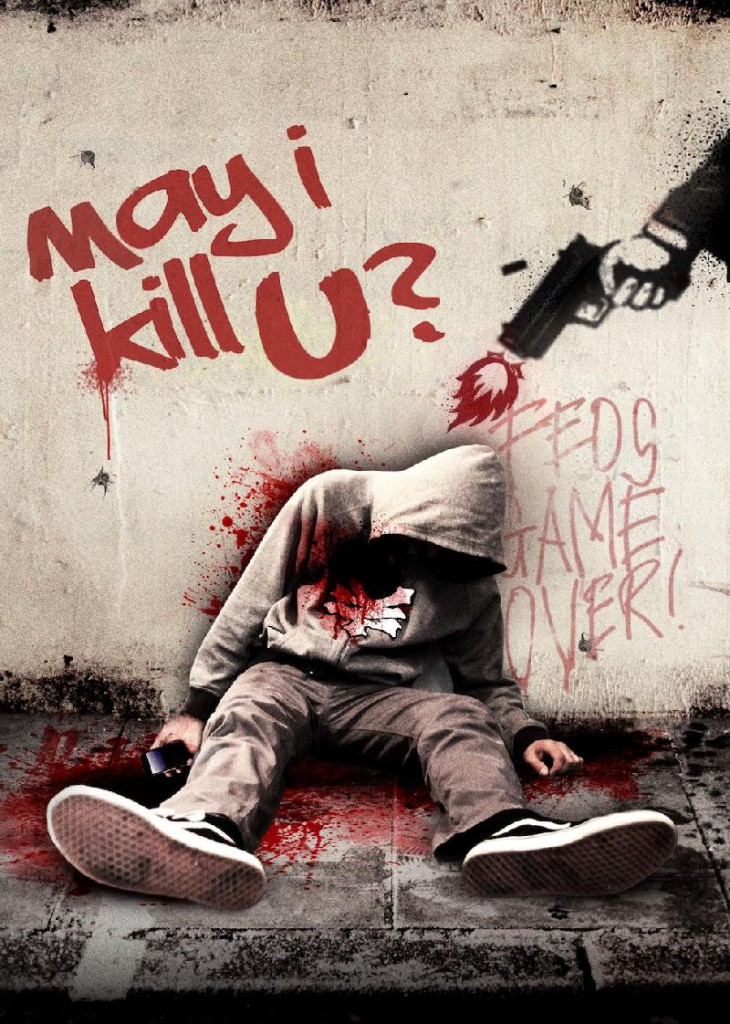 may i kill you poster