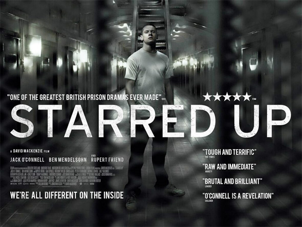 starred up banner