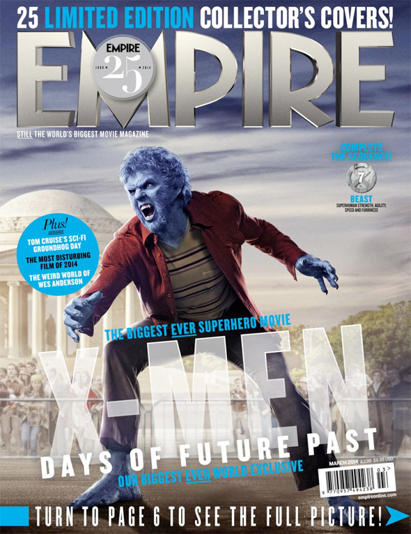x-men days of future past empire covers 07