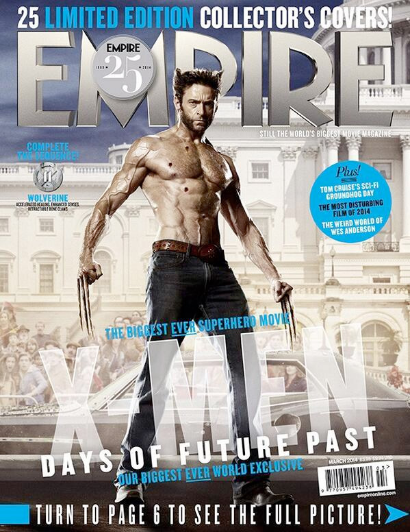 x-men days of future past empire covers 11