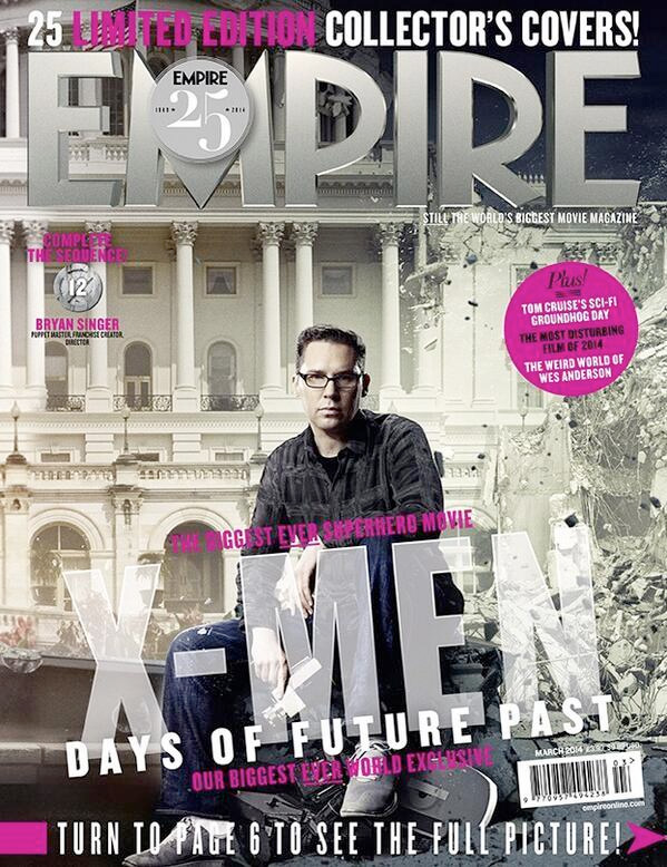 x-men days of future past empire covers 12