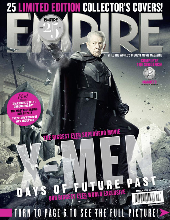 x-men days of future past empire covers 15