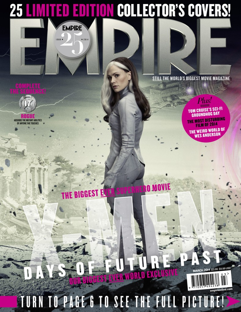 x-men days of future past empire covers 17