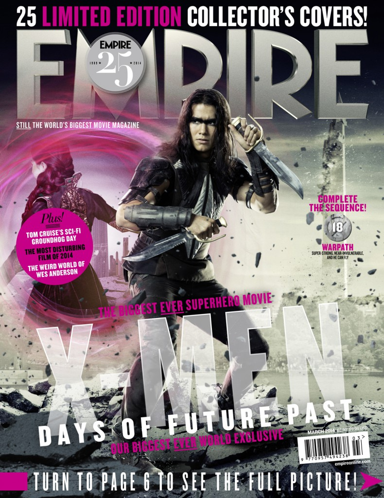 x-men days of future past empire covers 18