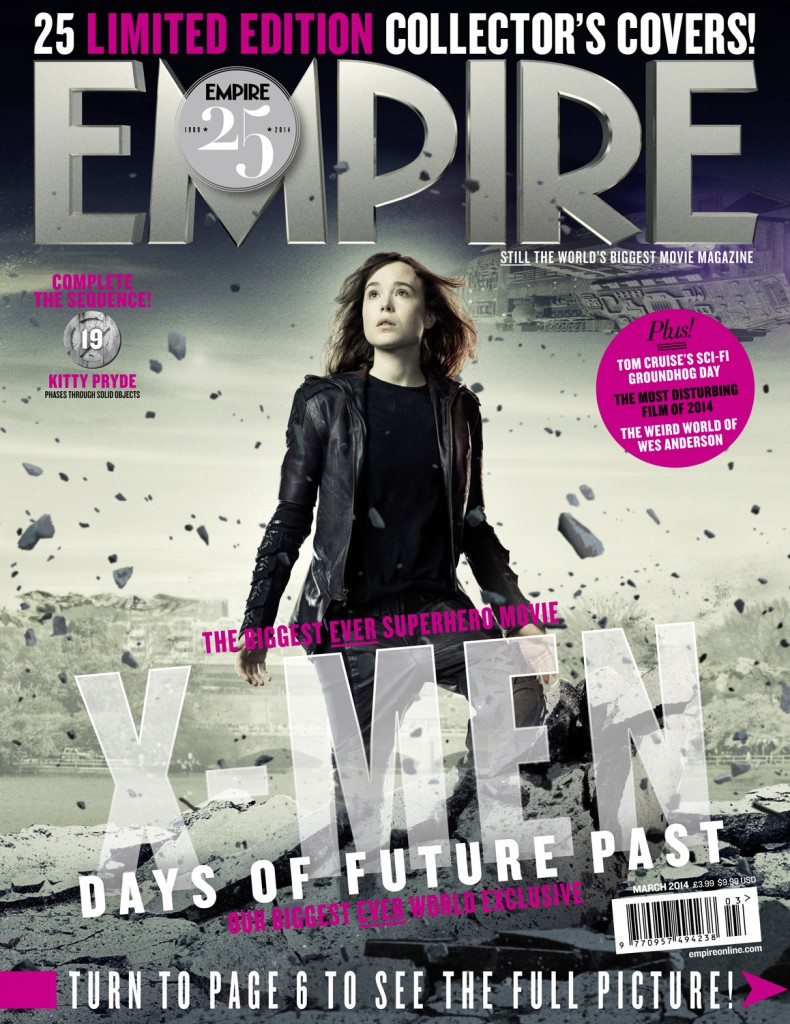 x-men days of future past empire covers 19