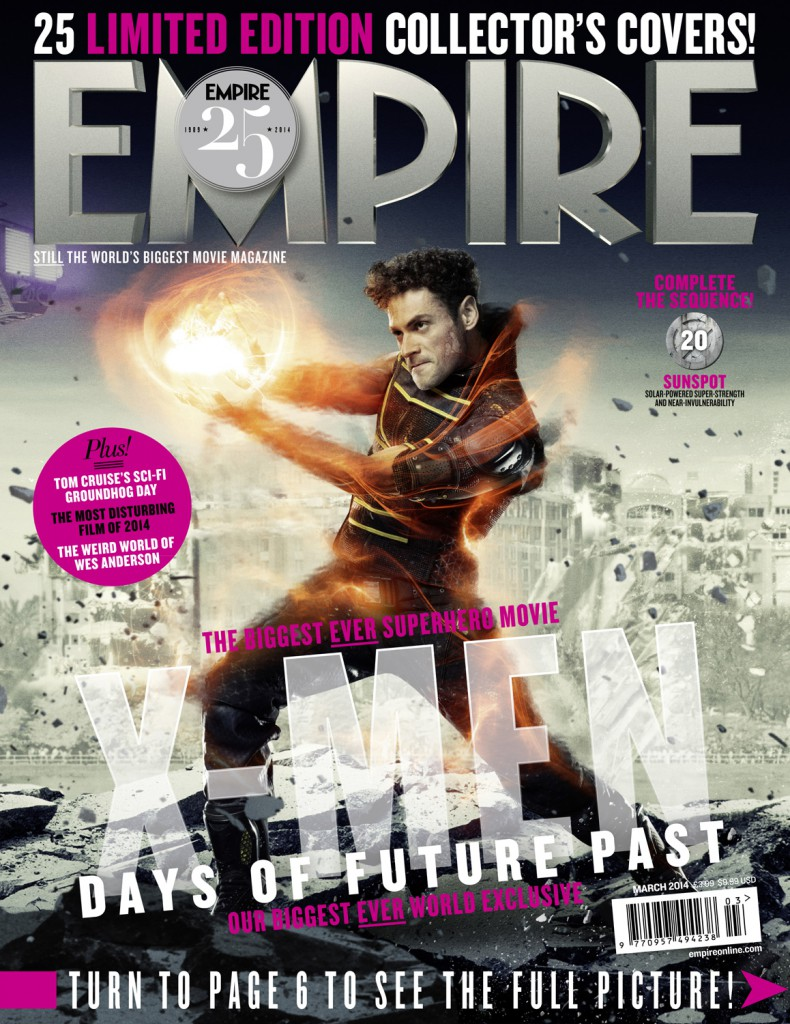 x-men days of future past empire covers 20
