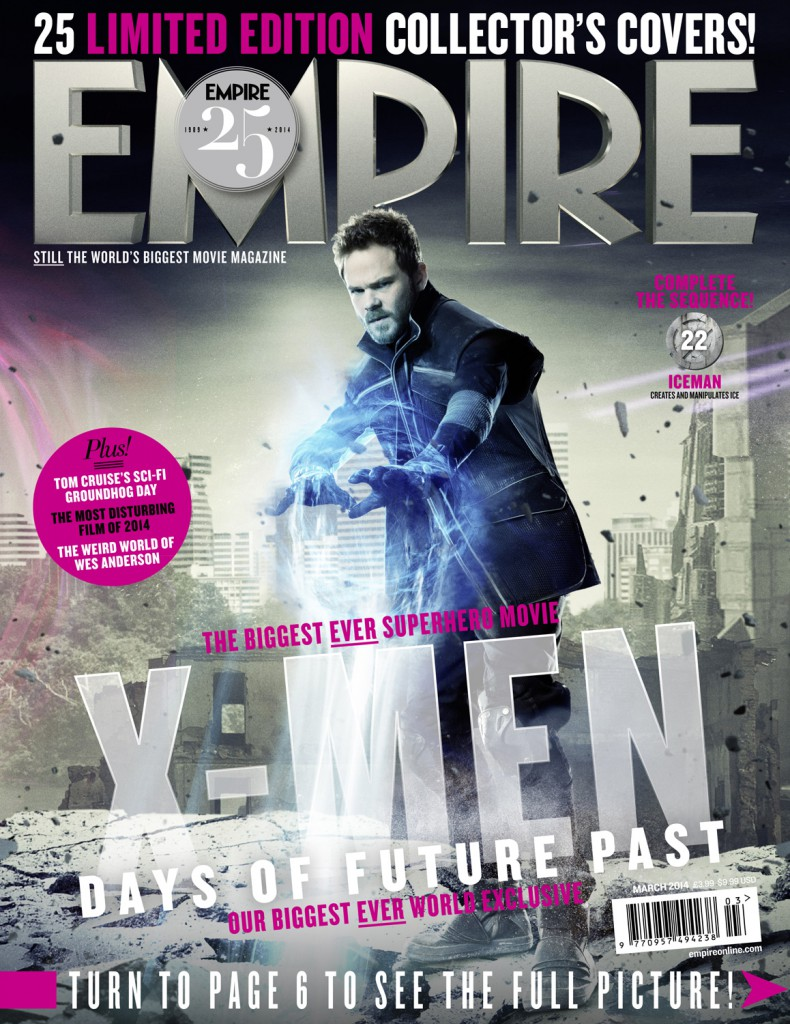 x-men days of future past empire covers 22