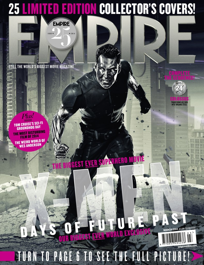 x-men days of future past empire covers 24