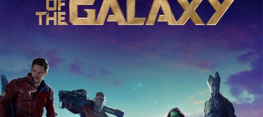 Guardians of the Galaxy, ahora el poster