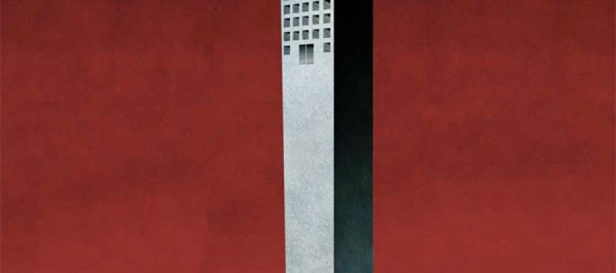 Teaser poster de High-Rise de Ben Wheatley