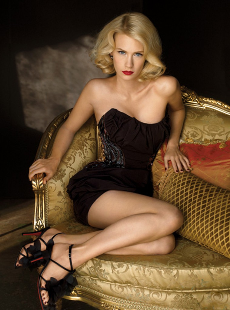 january jones the shuddering
