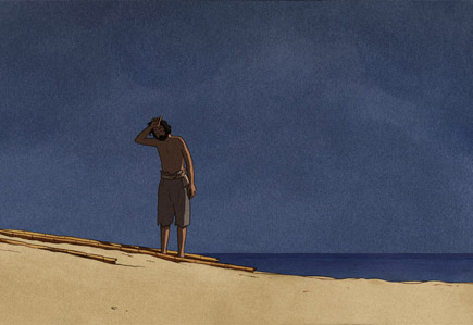 the red turtle primera imagen