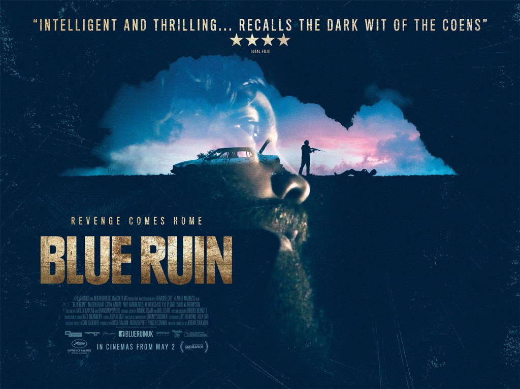 blue ruin poster 2