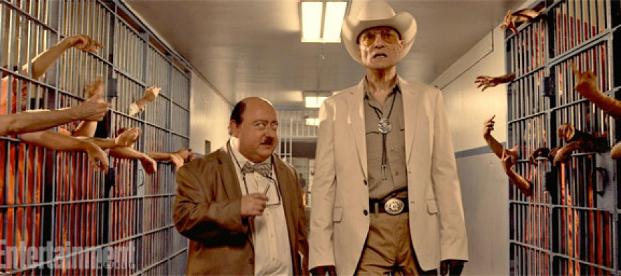 Primer vistazo a The Human Centipede III (Final Sequence)