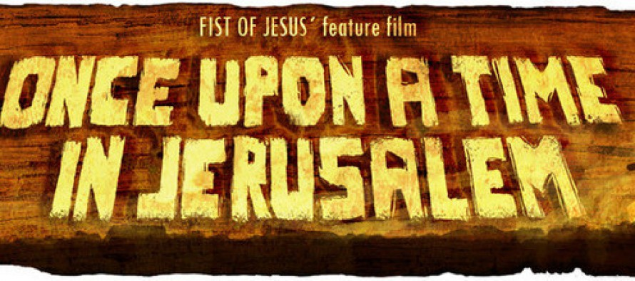Jesus necesita dinero para Once Upon a Time in Jerusalem