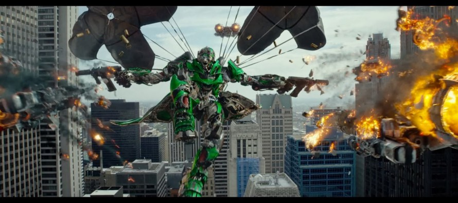 Avance del tráiler de Transformers: Age of Extinction