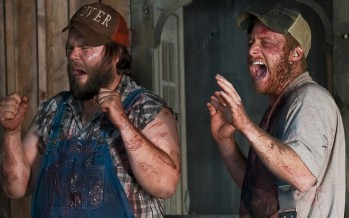 Tudyk y Labine confirman la secuela de Tucker and Dale vs. Evil